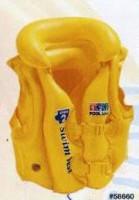 Жилет надувной Pool School детский от 3 лет Intex - Оптовая продажа товаров для дома - ООО МАРКИК, Екатеринбург