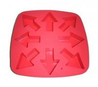 Форма для льда Стрелки 8 кубиков Vortex* - Оптовая продажа товаров для дома - ООО МАРКИК, Екатеринбург