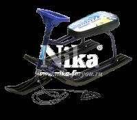 Снегокат Тимка ТС1 высокий 380 мм до 100 кг  Ника - Оптовая продажа товаров для дома - ООО МАРКИК, Екатеринбург