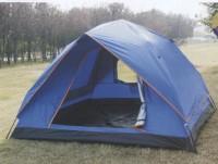 Палатка туристическая 3 местная 210*210*120 Китай - Оптовая продажа товаров для дома - ООО МАРКИК, Екатеринбург