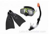 Набор для подводного плавания Sports 3 предмета Intex - Оптовая продажа товаров для дома - ООО МАРКИК, Екатеринбург
