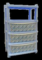 Комод комбинированный Deco Классика 610 мм Plastic Centre - Оптовая продажа товаров для дома - ООО МАРКИК, Екатеринбург