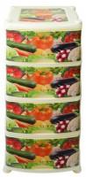 Комод 4-х сек с рисунком Овощи Violet - Оптовая продажа товаров для дома - ООО МАРКИК, Екатеринбург