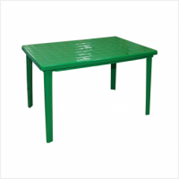 Стол прямоуголный зеленый 1200*850*750мм Альтернатива - Оптовая продажа товаров для дома - ООО МАРКИК, Екатеринбург