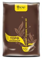 Торф низовой 10л Для ваших любимых растений - Оптовая продажа товаров для дома - ООО МАРКИК, Екатеринбург