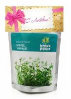 Набор для выращивания в дойпаке Чабрец чайный Happy Plant - Оптовая продажа товаров для дома - ООО МАРКИК, Екатеринбург